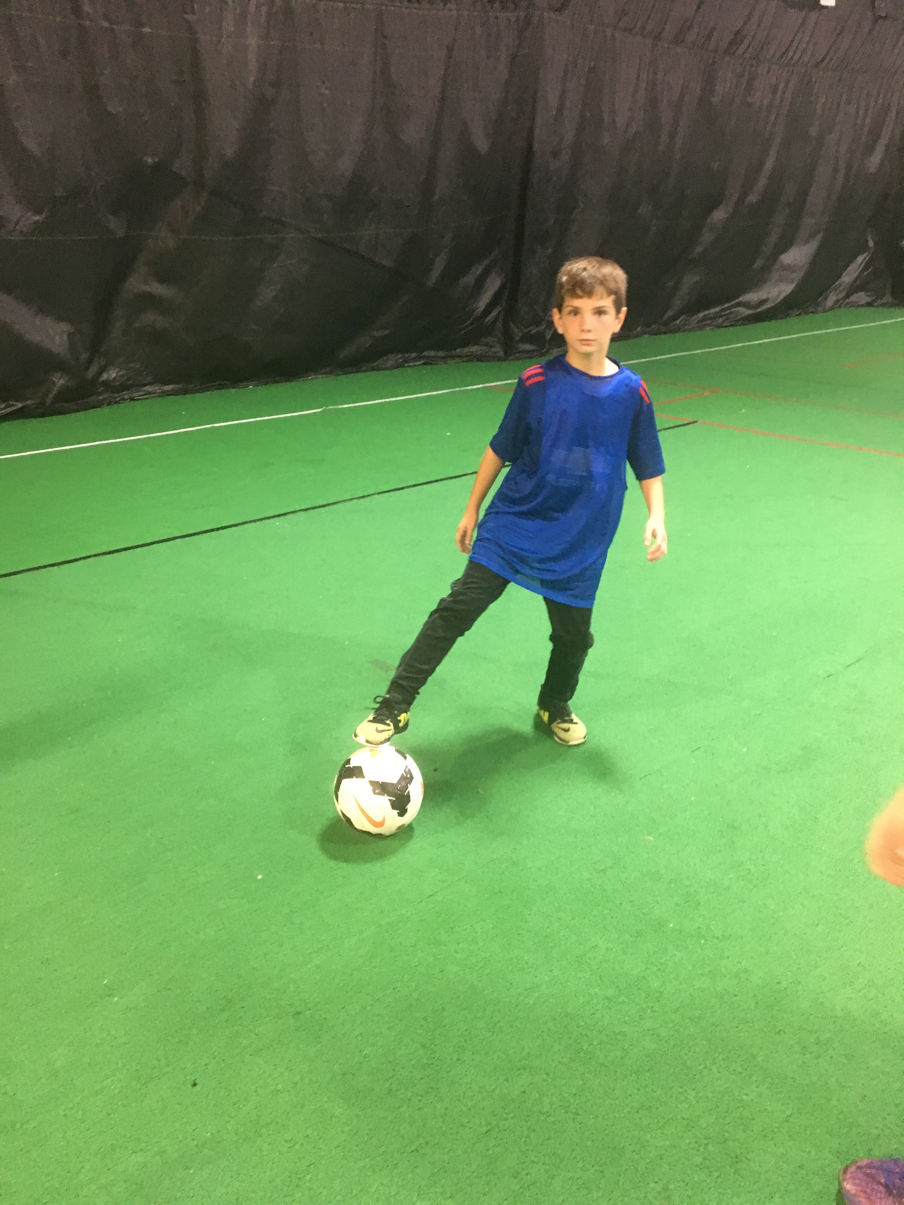 Technical Training Information | Dynamo Indoor Sports Complex
